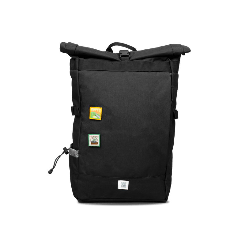 Commuter Roll Top Backpack 3.0 | Space Black