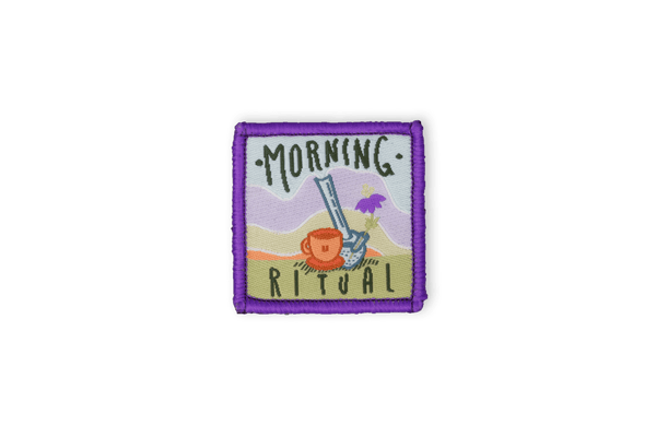 Modular Patches | Morning Ritual