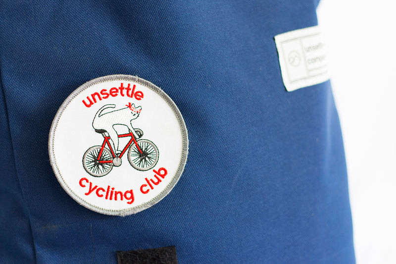 Modular Patches | Unsettle Cycling Club