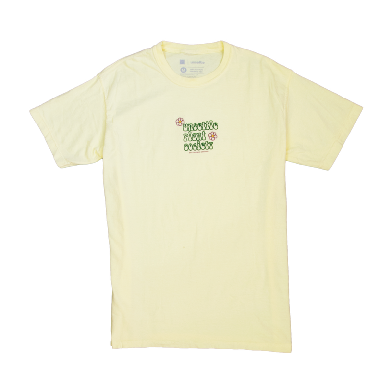 Unsettle 'Plant Society' Tee