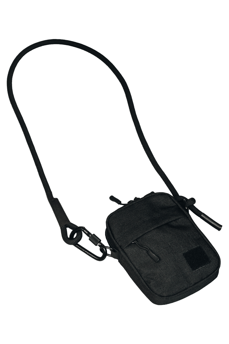 Rope Crossbody Bag | Space Black