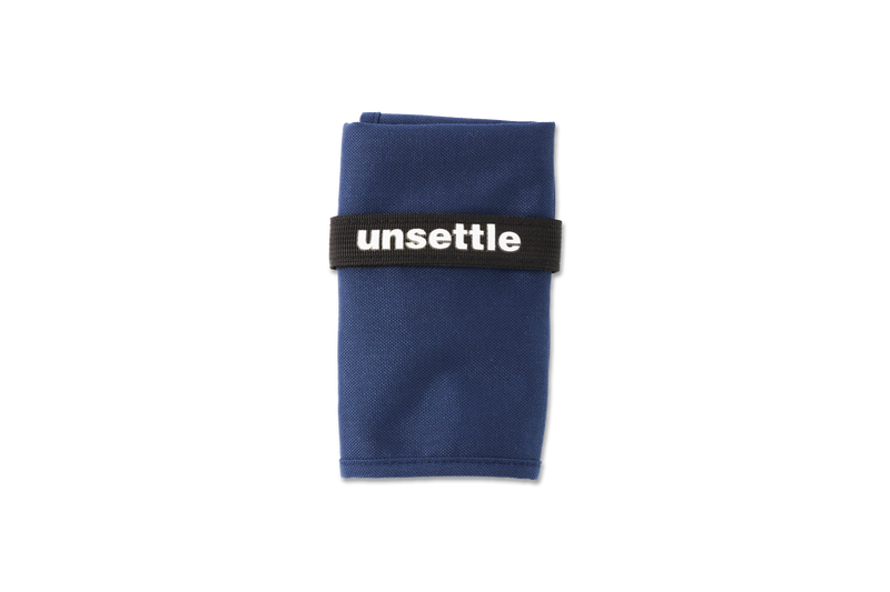 Unroll Cycling Tool Roll | Aqua Navy