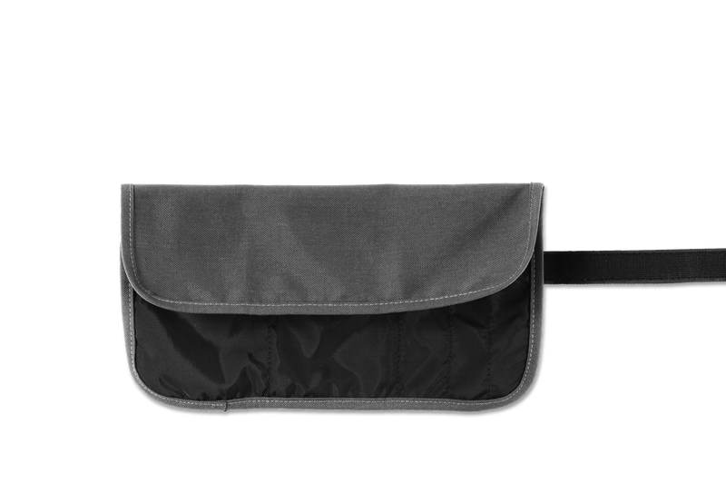 unroll cycling tool roll | slate gray