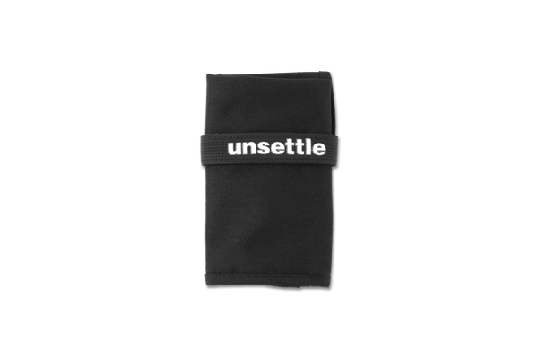 Unroll Cycling Tool Roll | Space Black