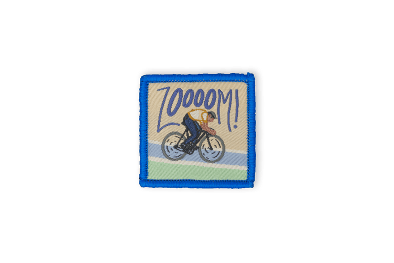 Modular Patches | Zoom! Cycling