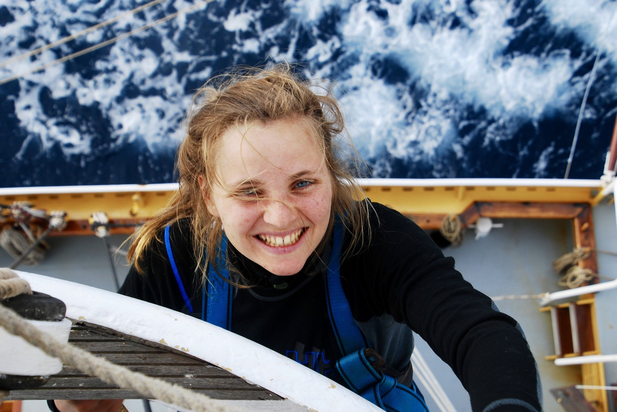 Crossing Oceans to Solve Sustainability Quest - Story By Maike Brinksma