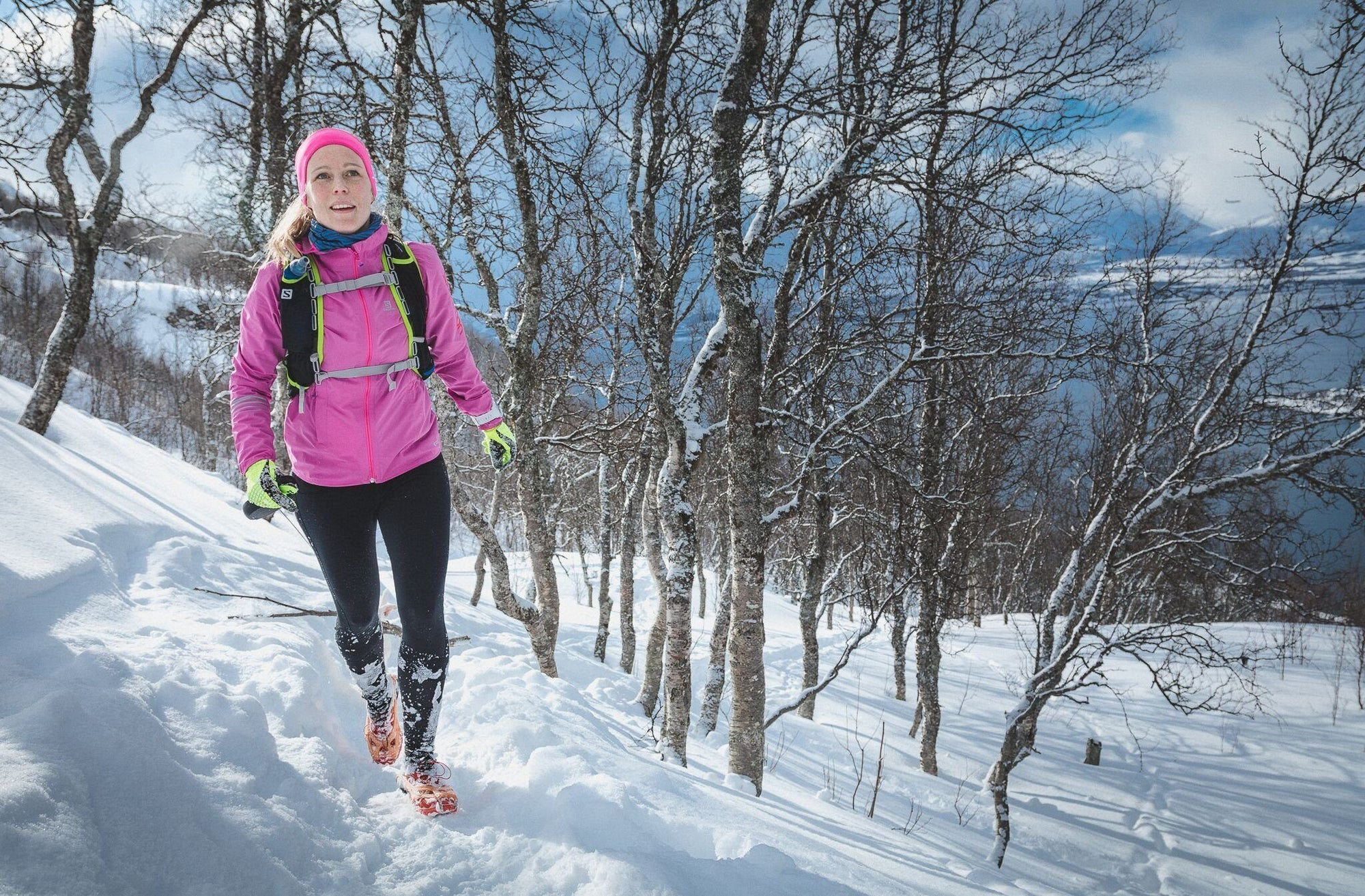 How to Prepare for Winter Running - Story of Saana, a Runner from Tromsø