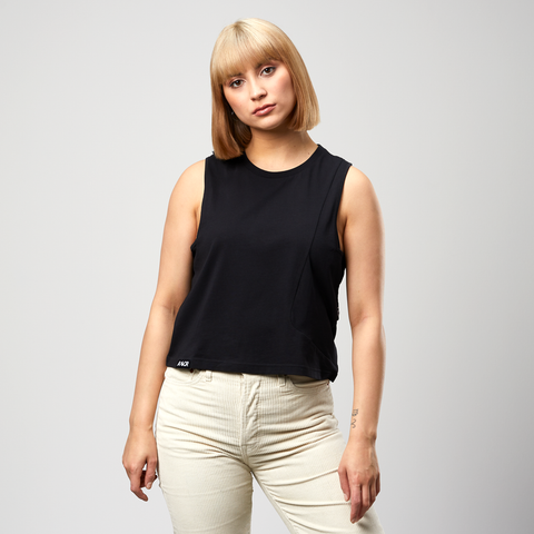 Aevor women's crop top