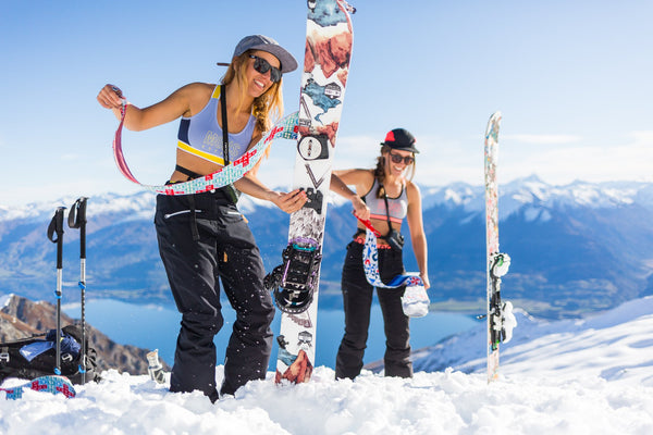 sustainable skiwear