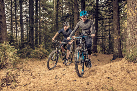 mountain biking enduro