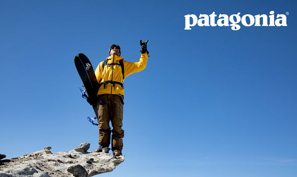 sustainable skiwear patagonia
