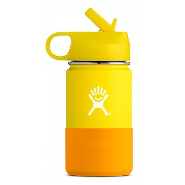 Hydro Flask - Kids Wide Mouth 0,35L / 12 oz - Stainless Steel BPA-Free - Weekendbee - sustainable sportswear