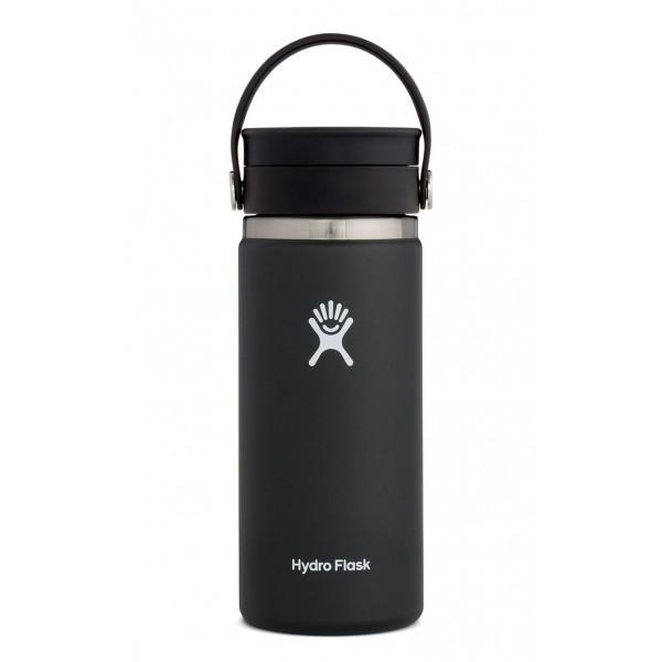 Hydro Flask - Wide Mouth Flex Sip Lid 0,47L / 16oz - Stainless Steel BPA Free - Weekendbee - sustainable sportswear