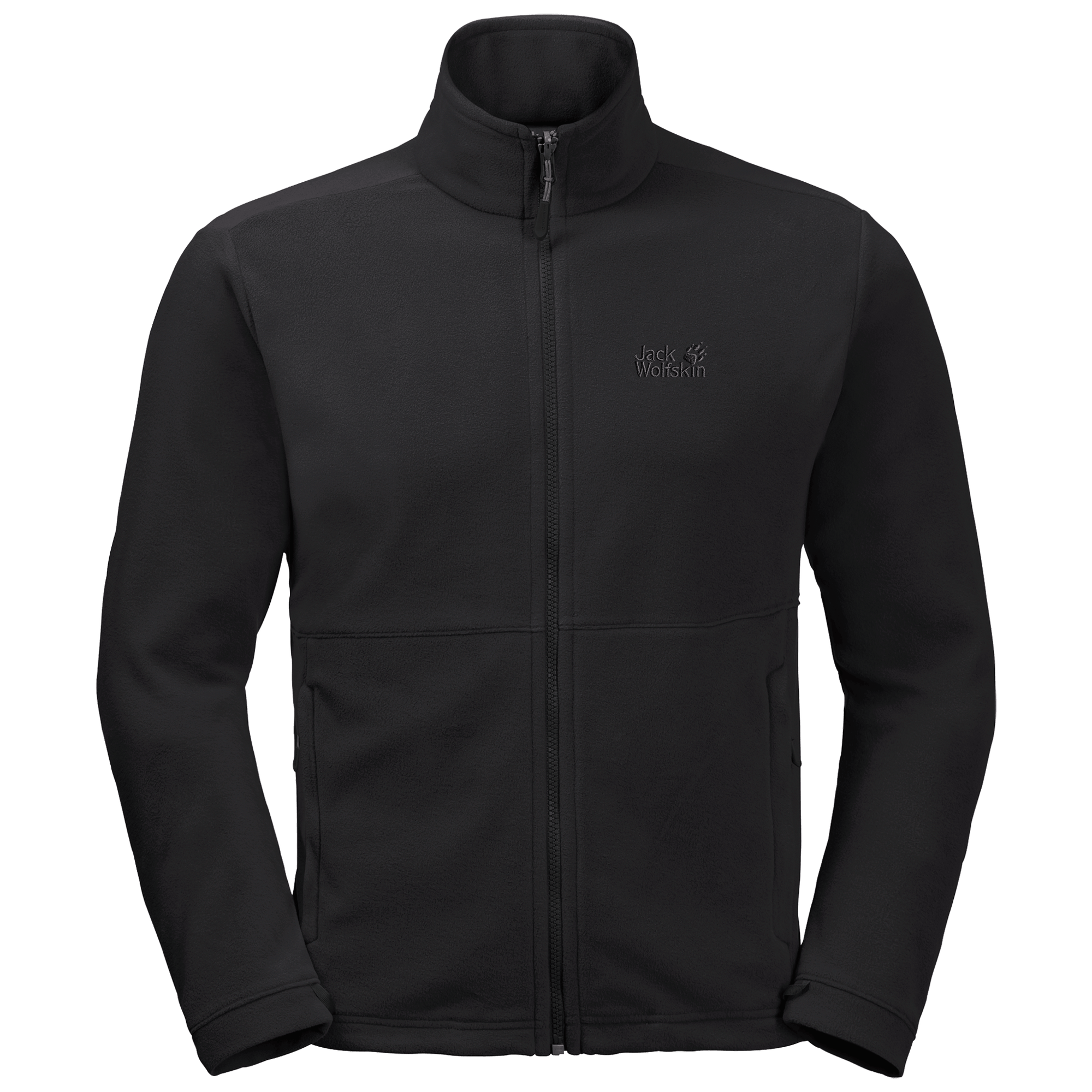 9f2ed59f934 Jack Wolfskin - Men's KIRUNA JACKET - Black - Recycled Polyester -  Weekendbee - sustainable sportswear