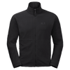 Jack Wolfskin - Men's KIRUNA JACKET  - Black - Recycled Polyester - Weekendbee - sustainable sportswear
