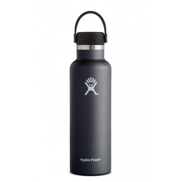 Hydro Flask - Standard Mouth 0,62L / 21 oz - Stainless Steel BPA Free - Weekendbee - sustainable sportswear