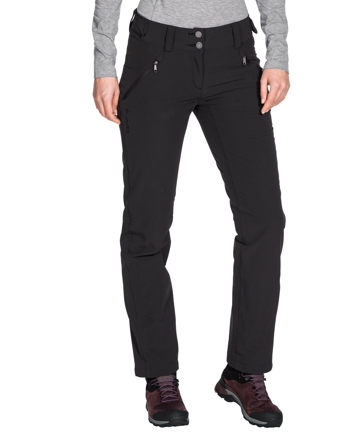 Vaude - W's Skomer Winter Pants - Wool Insulated - Weekendbee - sustainable sportswear
