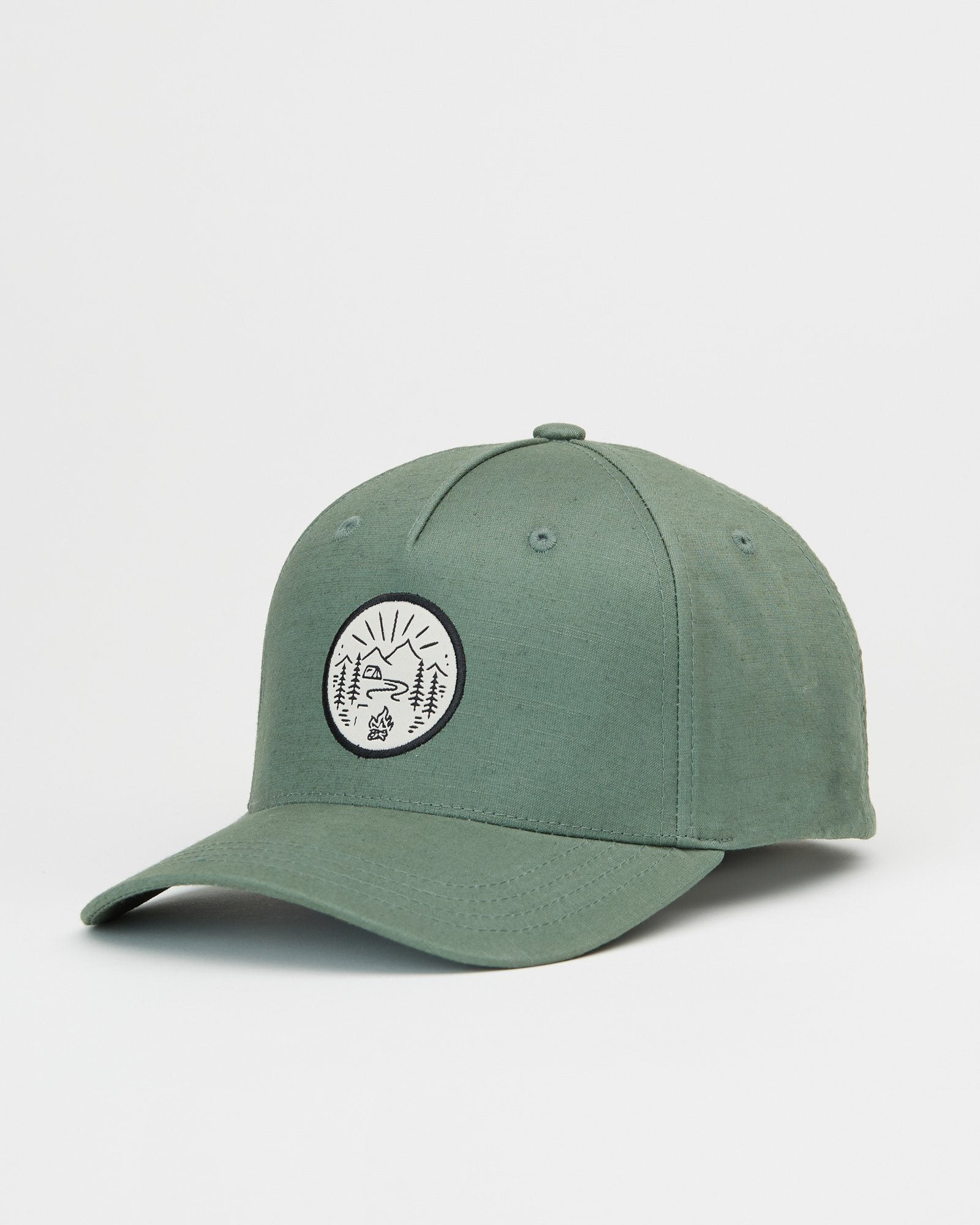 Tentree - 5 Panel Altitude Hat - Weekendbee - sustainable sportswear