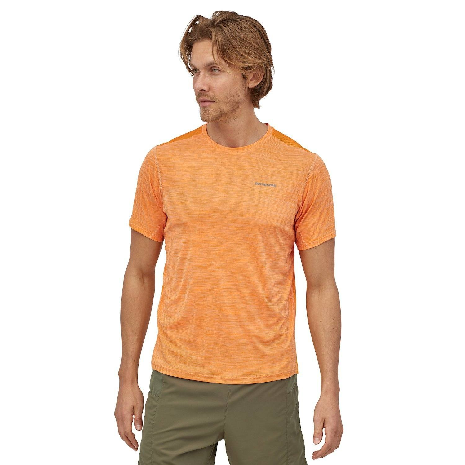Patagonia - Airchaser Shirt - Recycled Polyester - Weekendbee - sustainable sportswear