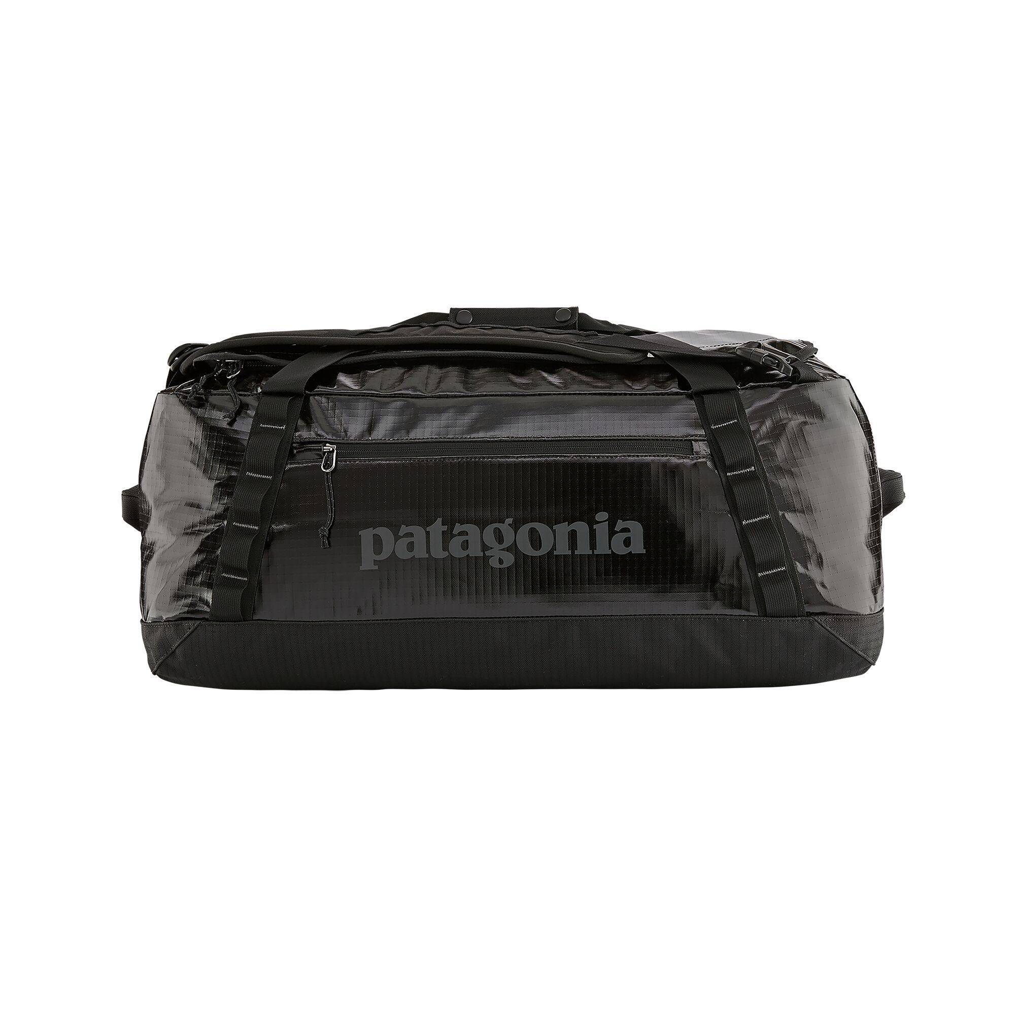 Patagonia - Black Hole Duffel Bag 55L - 100 % Recycled Polyester - Weekendbee - sustainable sportswear