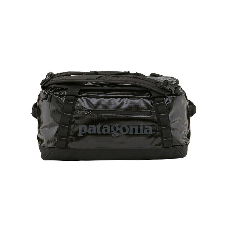 Patagonia - Black Hole® Duffel Bag 40L - 100% Recycled Polyester - Weekendbee - sustainable sportswear