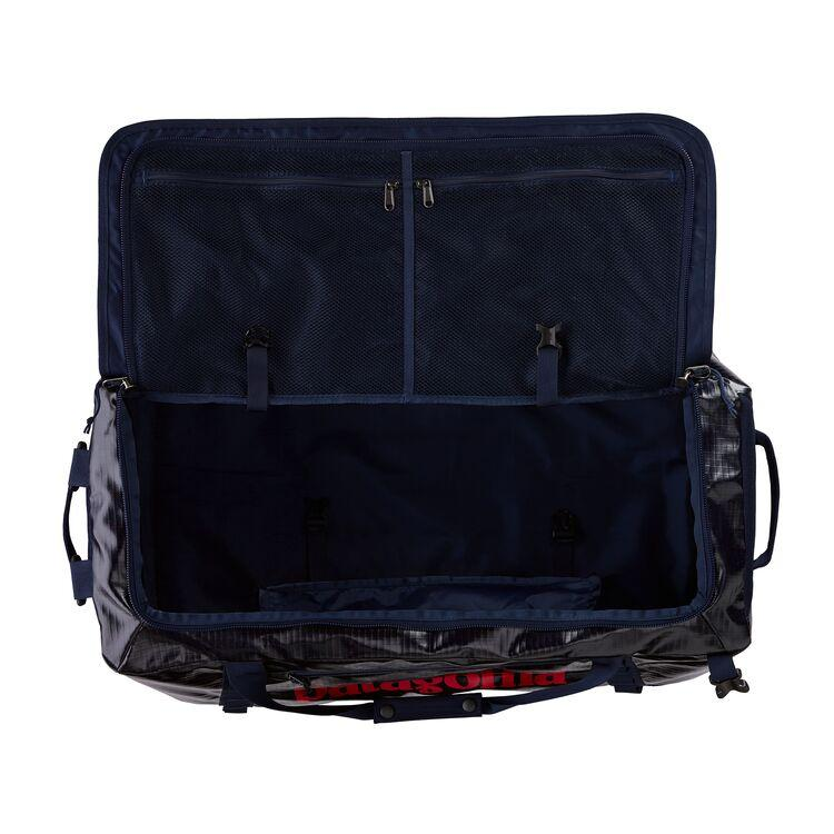 Patagonia - Black Hole® Duffel Bag 70L - Black - 100% Recycled Polyester - Weekendbee - sustainable sportswear
