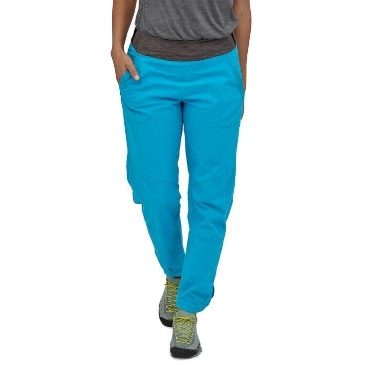 Patagonia - W's Caliza Rock Pants - Organic cotton - Weekendbee - sustainable sportswear
