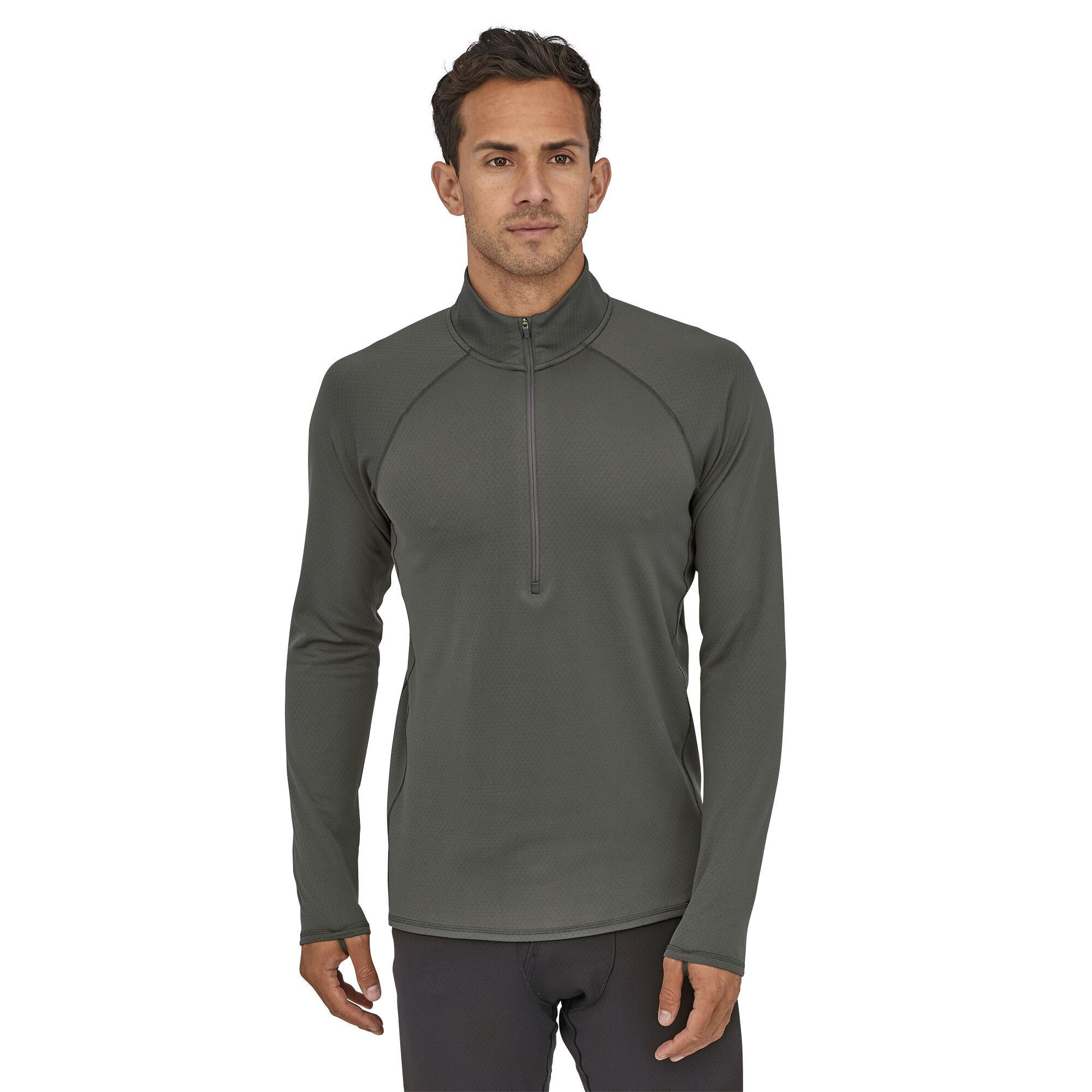 Patagonia - Capilene Midweight Baselayer Zip-Neck - Recycled Polyester - Weekendbee - sustainable sportswear