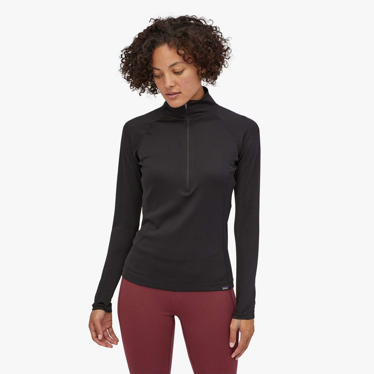 Patagonia - Capilene Midweight Zip-Neck - Recycled Polyester - Weekendbee - sustainable sportswear