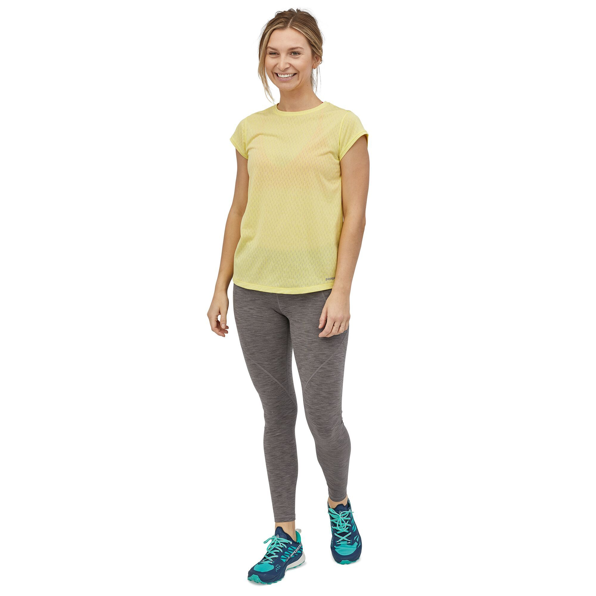 Patagonia - Centered Tights - Recycled Polyester - Weekendbee - sustainable sportswear