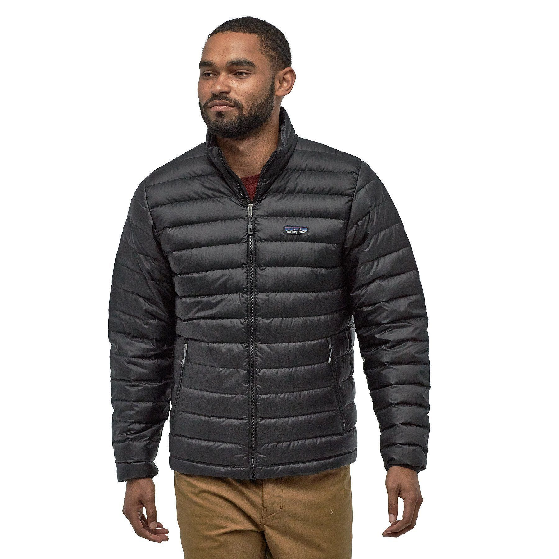Patagonia - M's Down Sweater Jacket - Ethical down/Recycled polyester - Weekendbee - sustainable sportswear