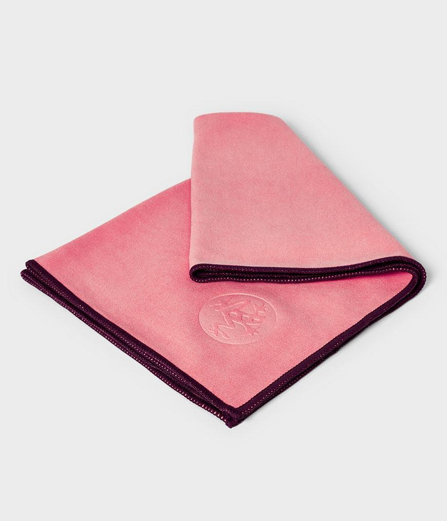 Manduka - equa® hand yoga towel - Weekendbee - sustainable sportswear