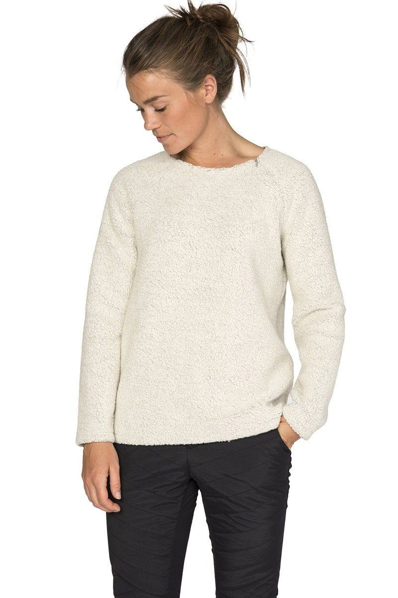 Varg - Fårö wool jersey - Off White - Recycled Wool - Weekendbee - sustainable sportswear