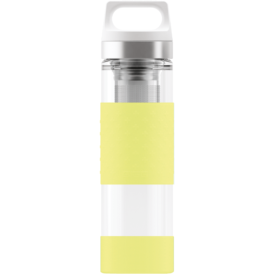 SIGG - Glass Thermo Flask Hot & Cold - Weekendbee - sustainable sportswear