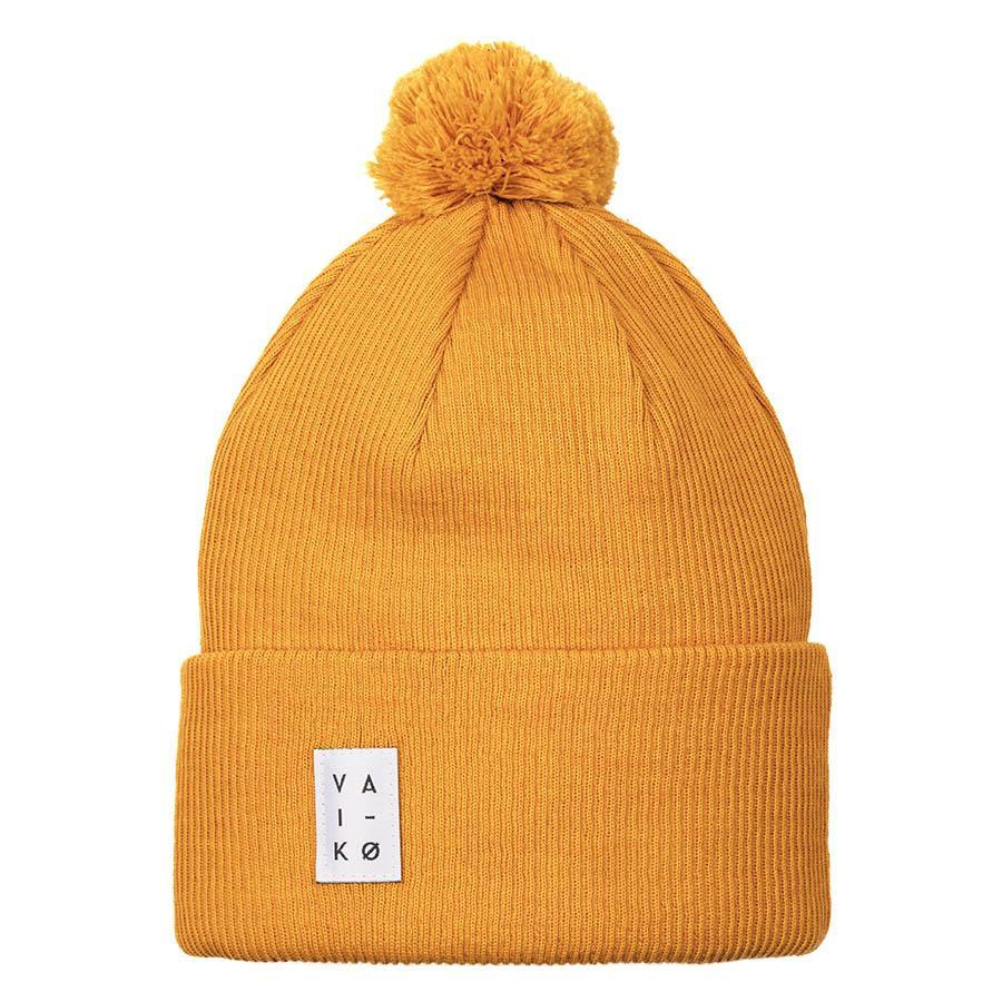 VAI-KØ - ILO Beanie - 100% Organic Merino Wool - Weekendbee - sustainable sportswear