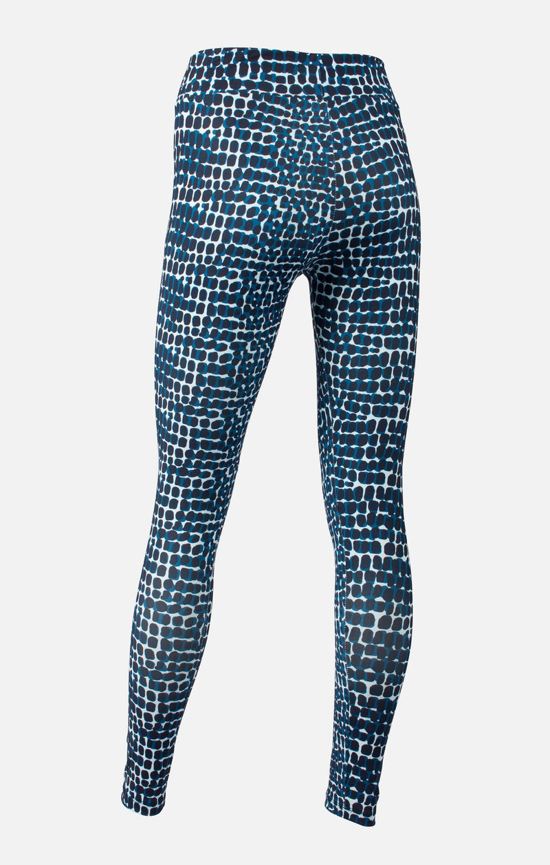 OGNX - Leggings Croco - Recycled Polyester - Weekendbee - sustainable sportswear