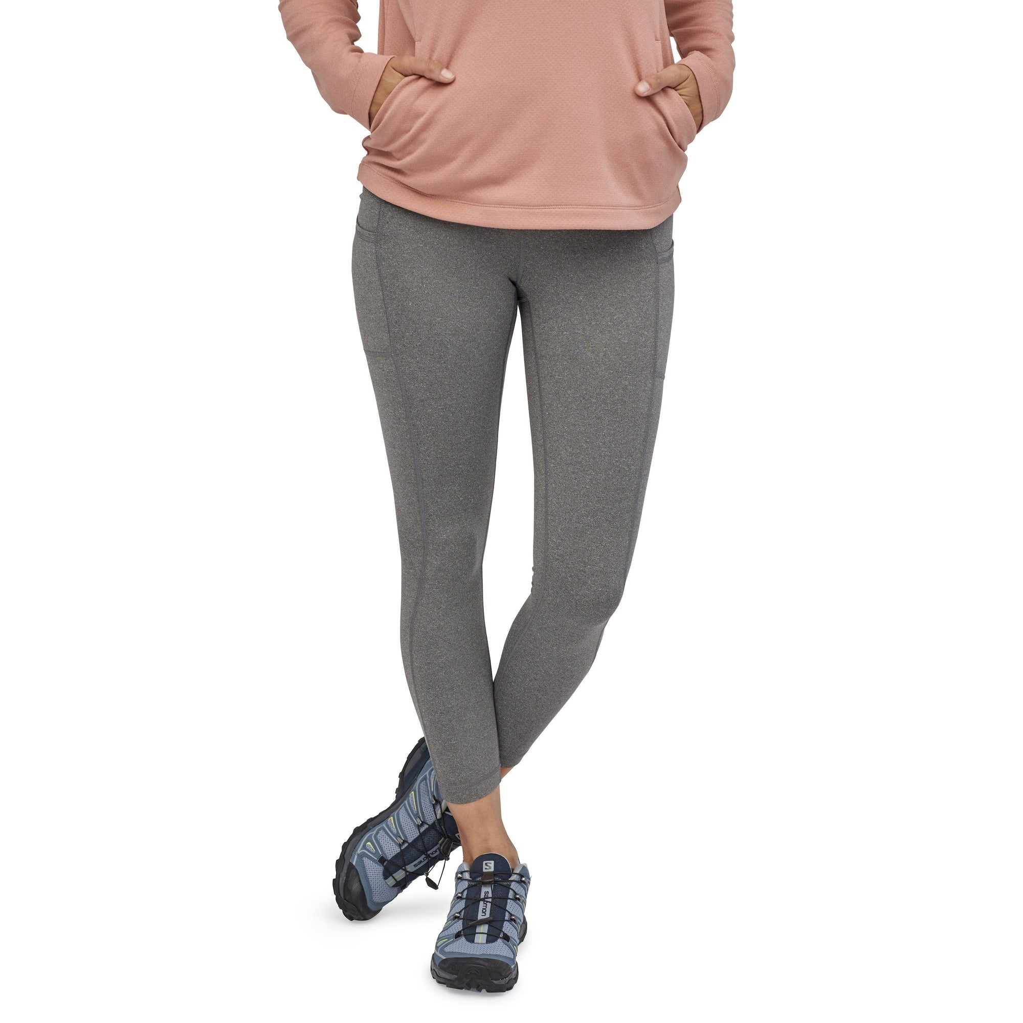 Patagonia - Lightweight Pack Out Tights - Recycled Polyester - Weekendbee - sustainable sportswear