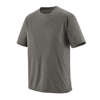 Patagonia - Men's Capilene® Cool Trail Shirt - Black - Recycled polyester - Weekendbee - sustainable sportswear
