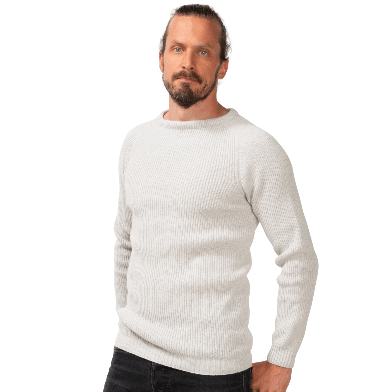 North Outdoor - M's Kiiruna sweater - 100 % Merino Wool - Made in Finland - Weekendbee - sustainable sportswear