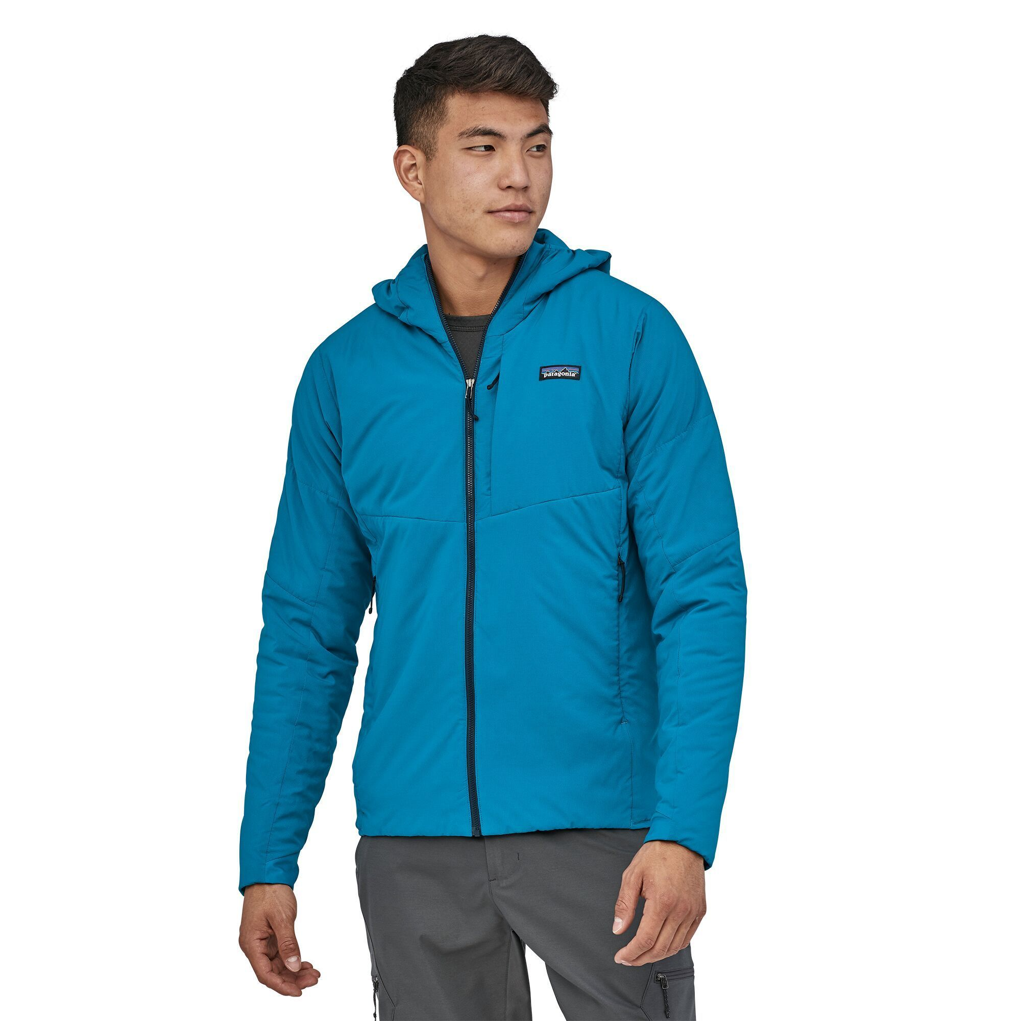 Patagonia - Men's Nano-Air® Hoody - Recycled Polyester - Weekendbee - sustainable sportswear