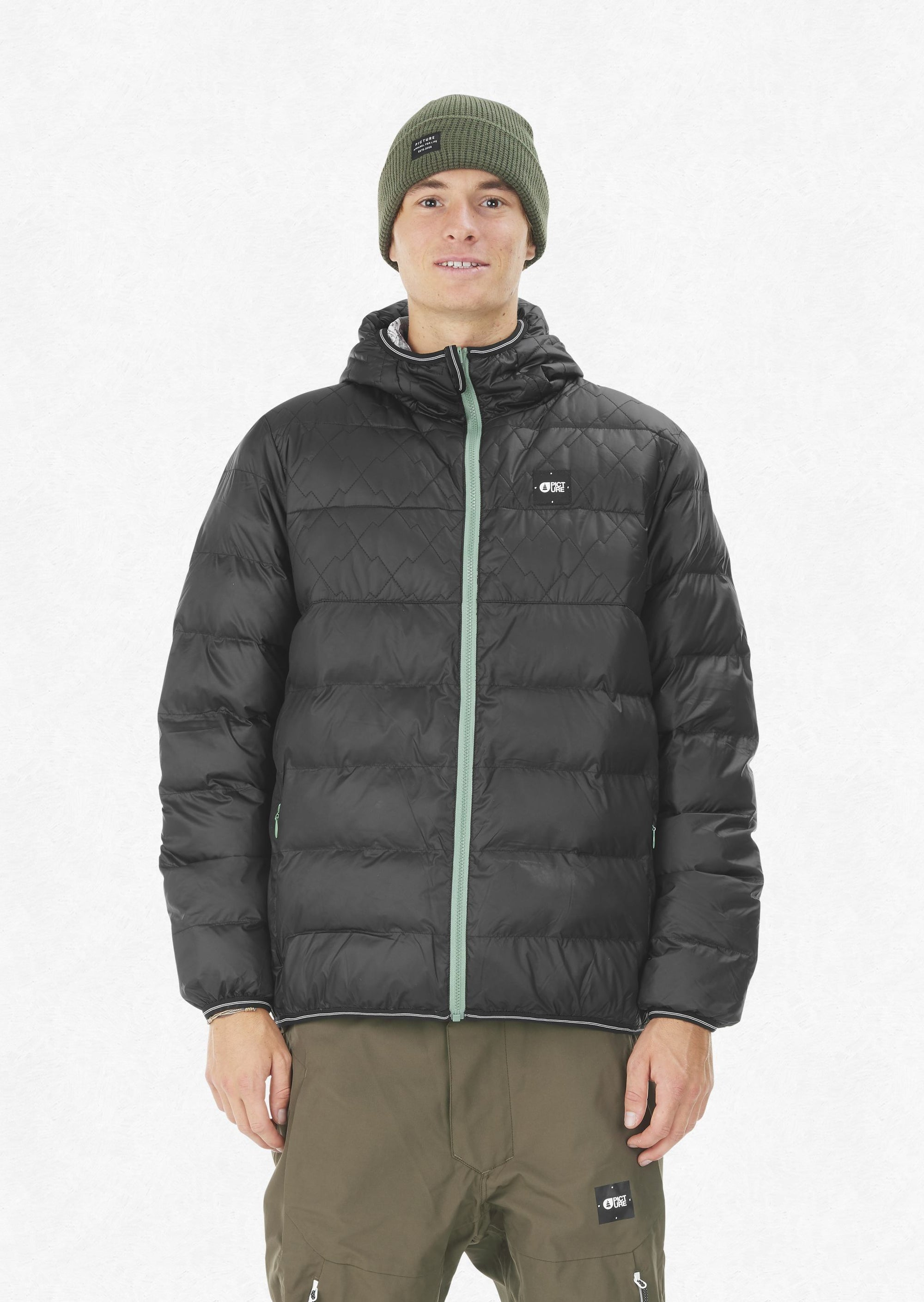 Picture Organic - Men's Scape Jacket - 100% Recycled Polyester - Weekendbee - sustainable sportswear