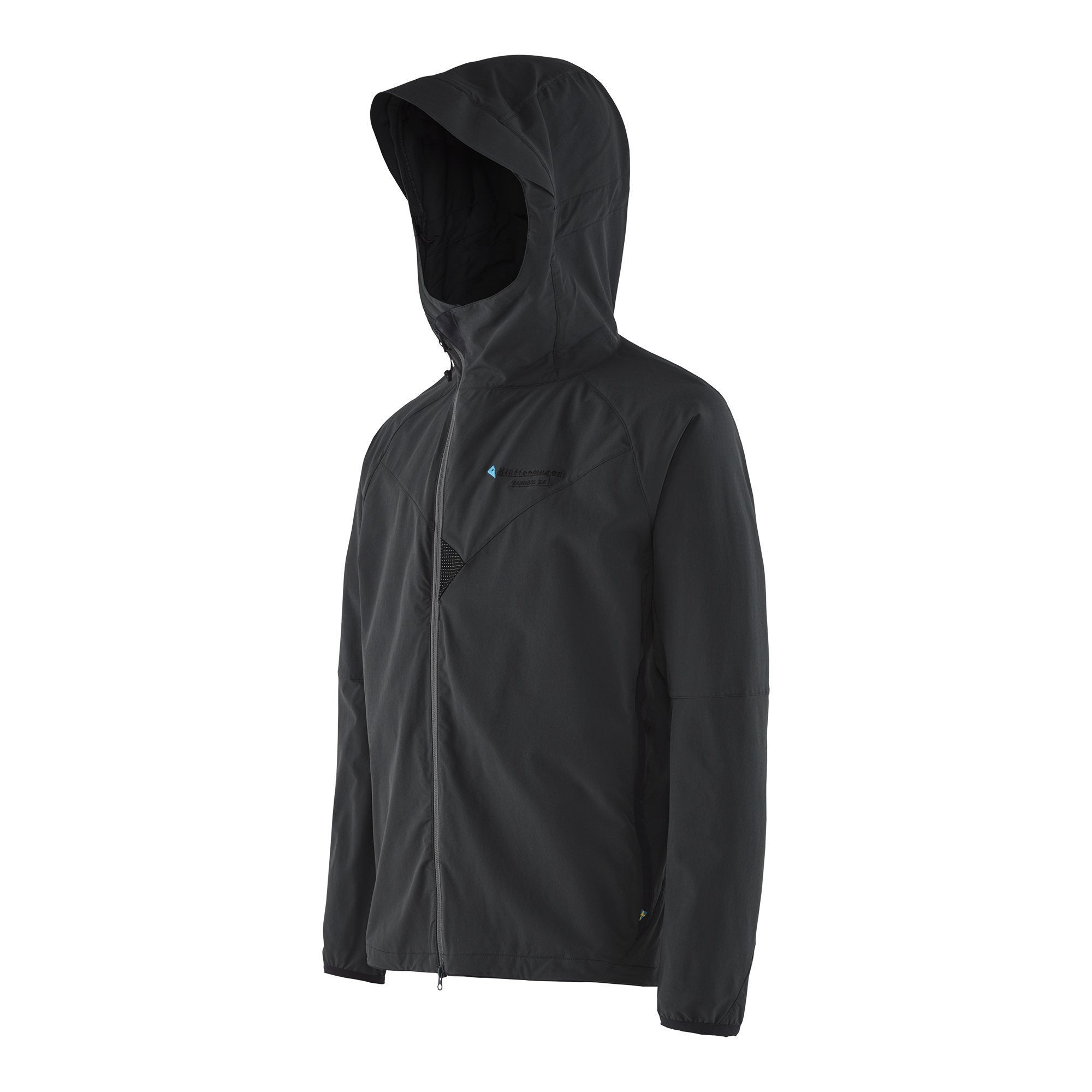 Klättermusen - Men's Vanadis 2.0 Jacket - Windproof Water Repellent Softshell Made From Recycled Polyamide - Weekendbee - sustainable sportswear
