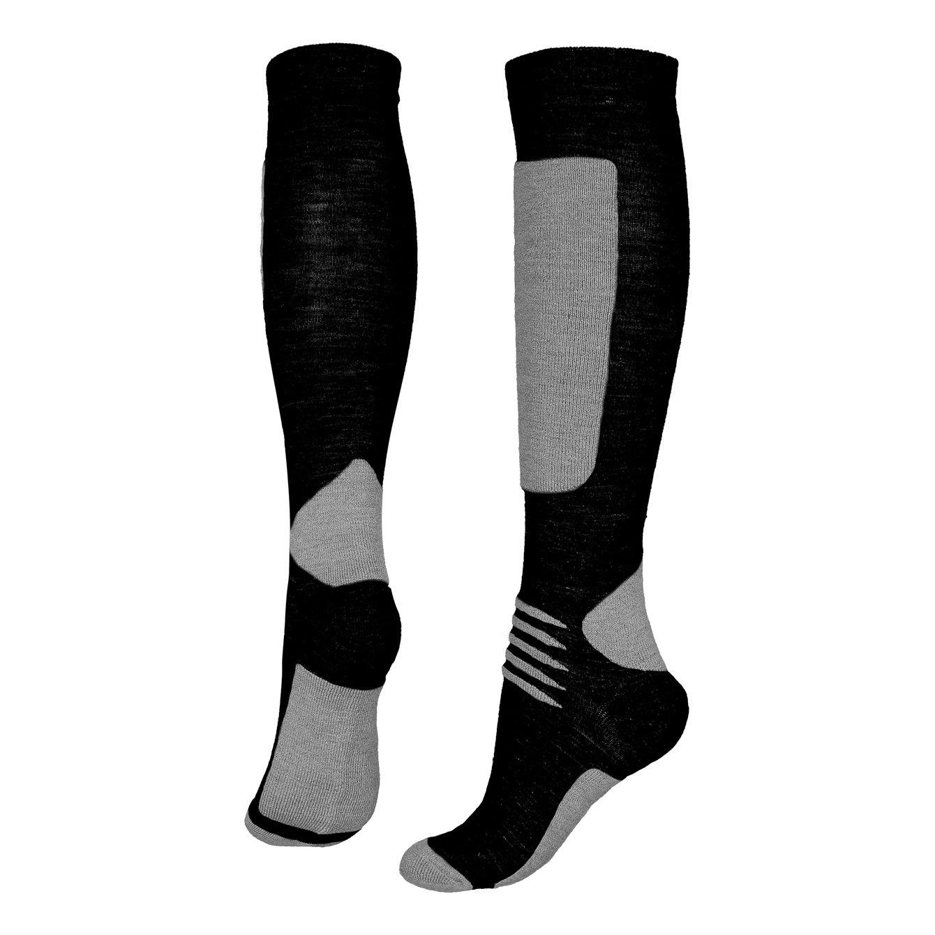 North Outdoor - Merino 70 Pro Socks High - Weekendbee - sustainable sportswear