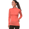 North Outdoor - Women's Merino Base Layer Longsleeved Shirt - 100 % Merino Wool ACTIVE 210 - Weekendbee - sustainable sportswear