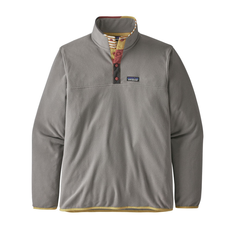 Patagonia - Micro D Snap-T Fleece Pullover - 100% Recycled Polyester - Weekendbee - sustainable sportswear