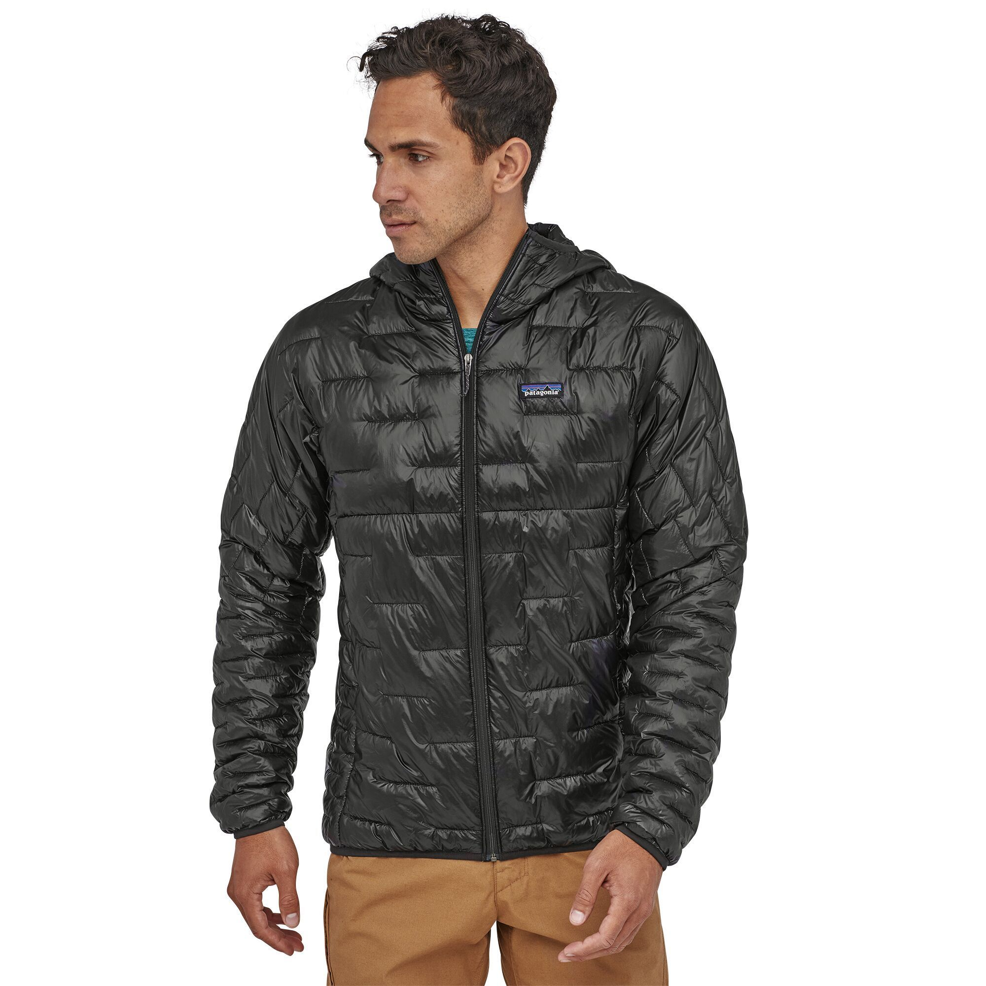 Patagonia - M's Micro Puff®  Hoody - Fair Trade Certified sewn - Weekendbee - sustainable sportswear