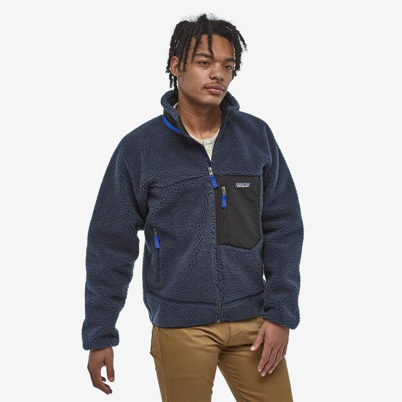 Patagonia - M's Classic Retro-X Fleece Jacket - Weekendbee - sustainable sportswear