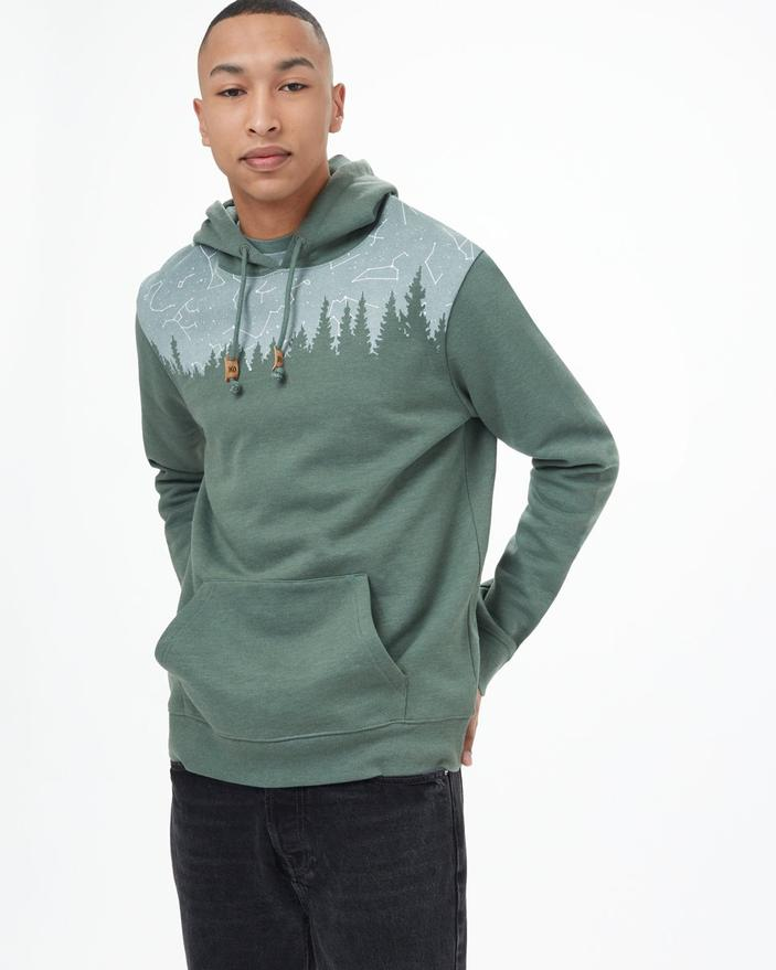 Tentree - M's Constellation Juniper Hoodie - Weekendbee - sustainable sportswear