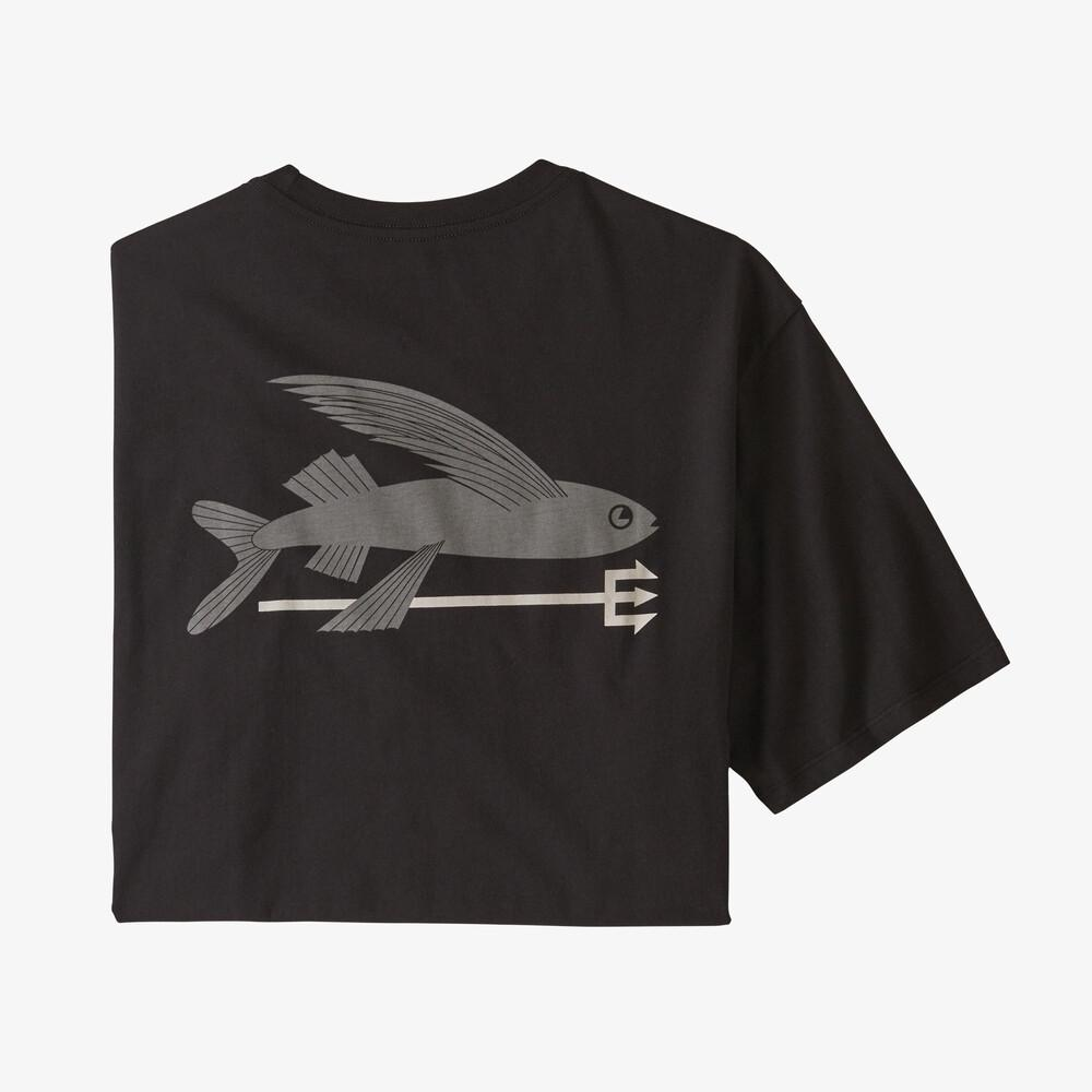 Patagonia - M's Flying Fish Organic Cotton T-Shirt - Weekendbee - sustainable sportswear