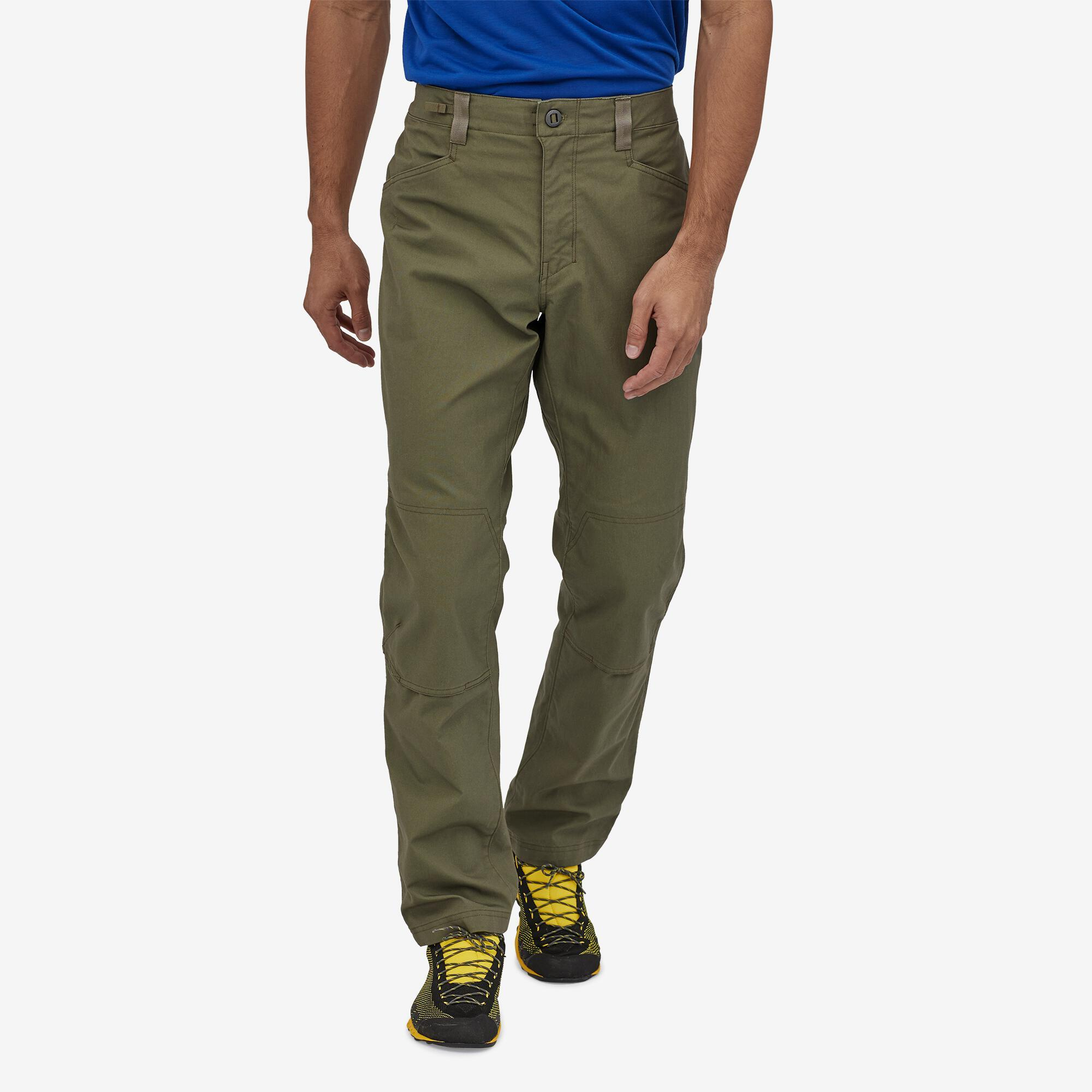 Patagonia - M's Gritstone Rock Pants - Weekendbee - sustainable sportswear
